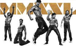 Magic Mike XXL Spray Tan