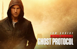 Ghost Protocol Spray Tan