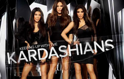 Keeping up with the Kardashians Spray Tan