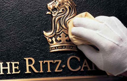 ritz carlton Spray Tan