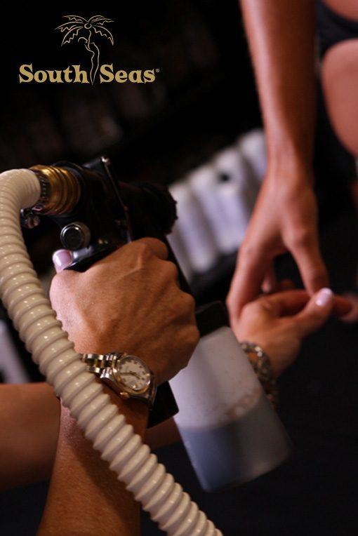 spray gun Spray Tan Equipment