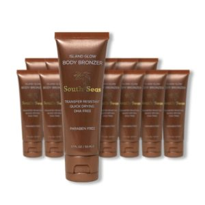 Mini Island Glow Body Bronzer 12 Pack