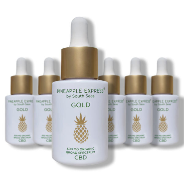 Pineapple Express Gold Drops 6 Pack