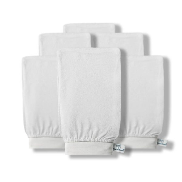 Resurface Exfoliating Mitt 6 Pack