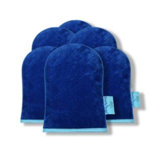 Sea Sponge Bronzing Mitt 6 Pack