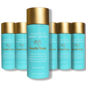 Shade SPF 30 Sport Lotion 6 Pack
