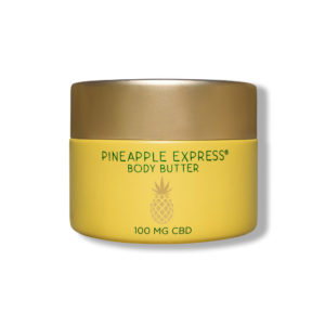 Pineapple Express Body Butter - South Seas Skin Care