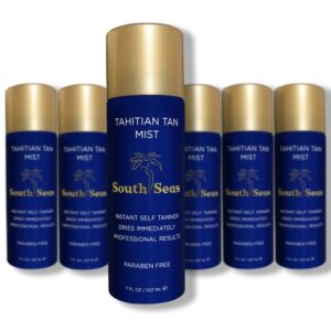 Tahitian Tan Mist 6 Pack